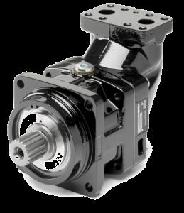 hydraulic pump - hydraulic propulsion system