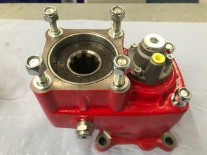 hydraulic repairs end unit