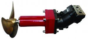 hydraulic pod - hydraulic propulsion systems