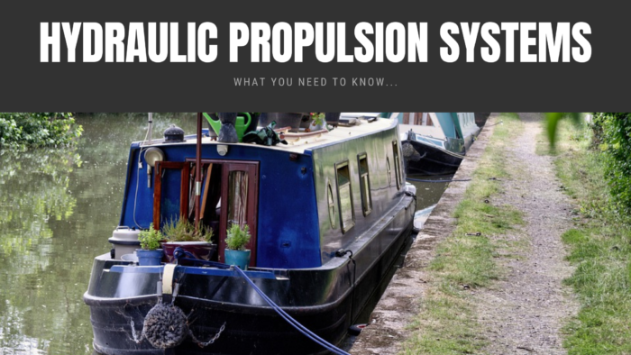Hydraulic Propulsion Systems Narrowboats