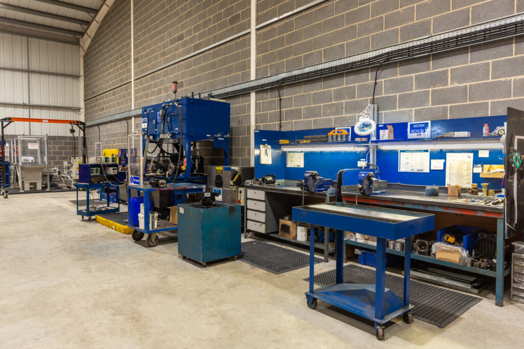 Hydraulic Pump Repair & Service Facilities